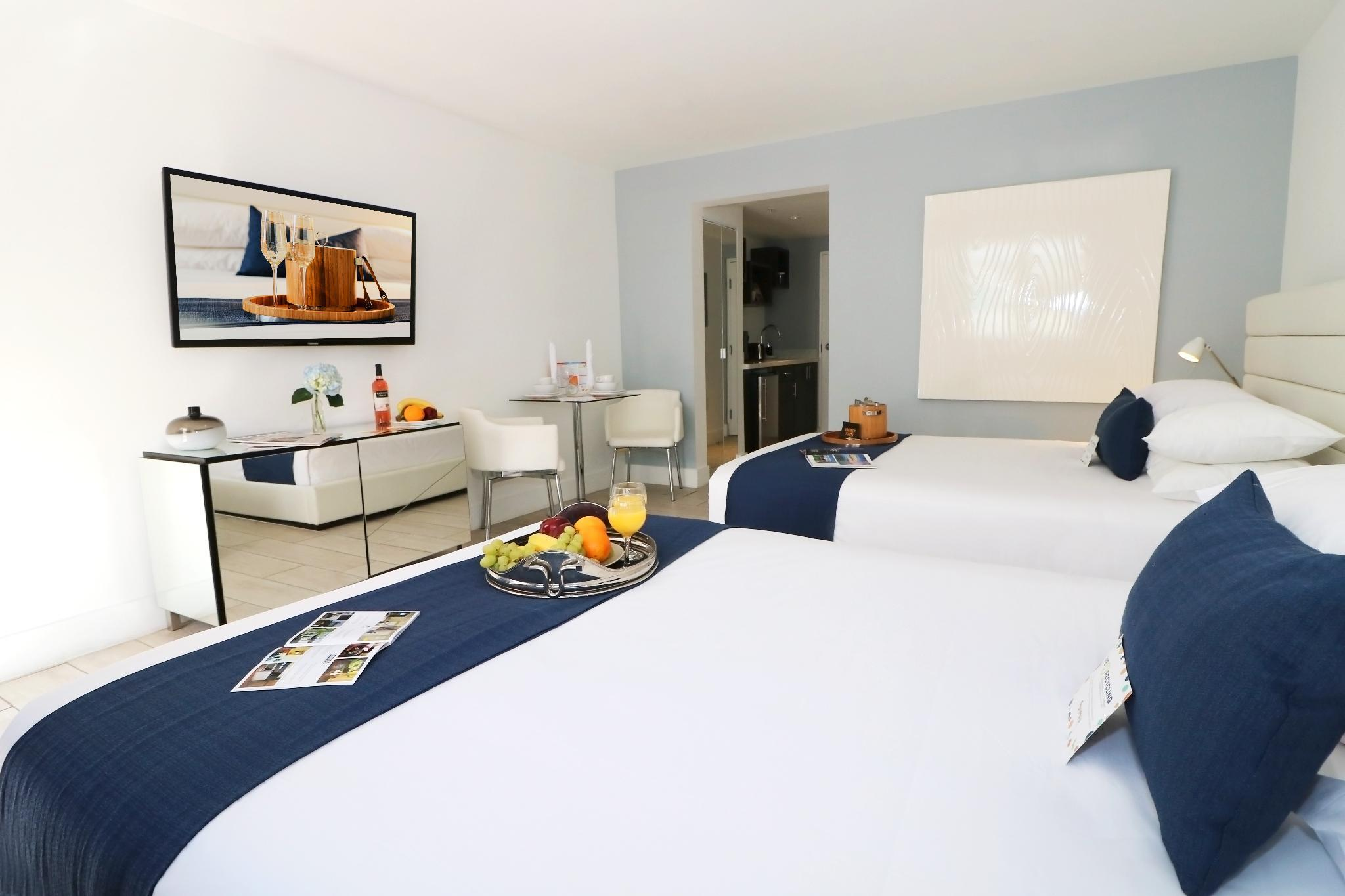 Double Queen numurs (Double Queen Room)