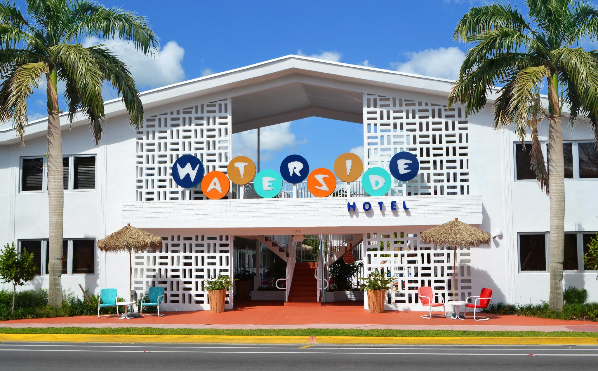 Studio ar 2 Double gultām (Studio with 2 Double Beds)