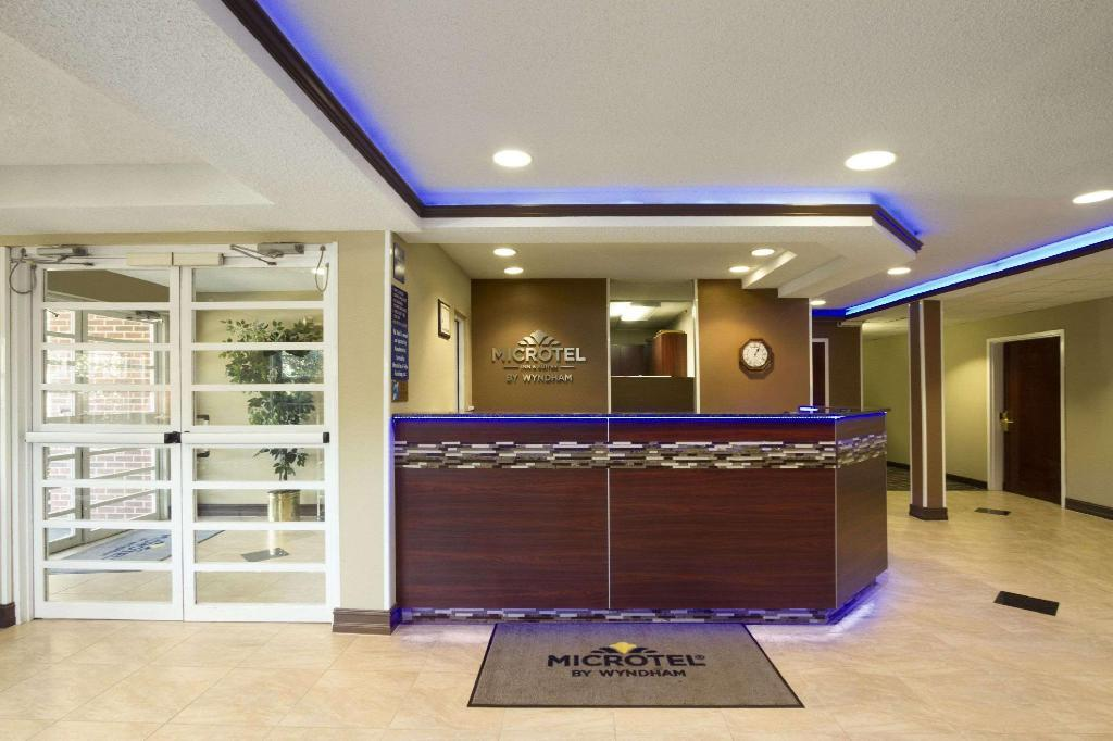 לובי Microtel Inn & Suites by Wyndham Duncan/Spartanburg