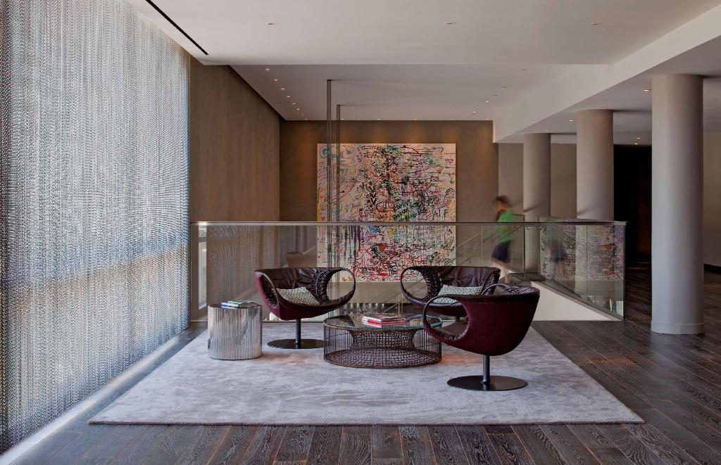 Interior view Andaz West Hollywood