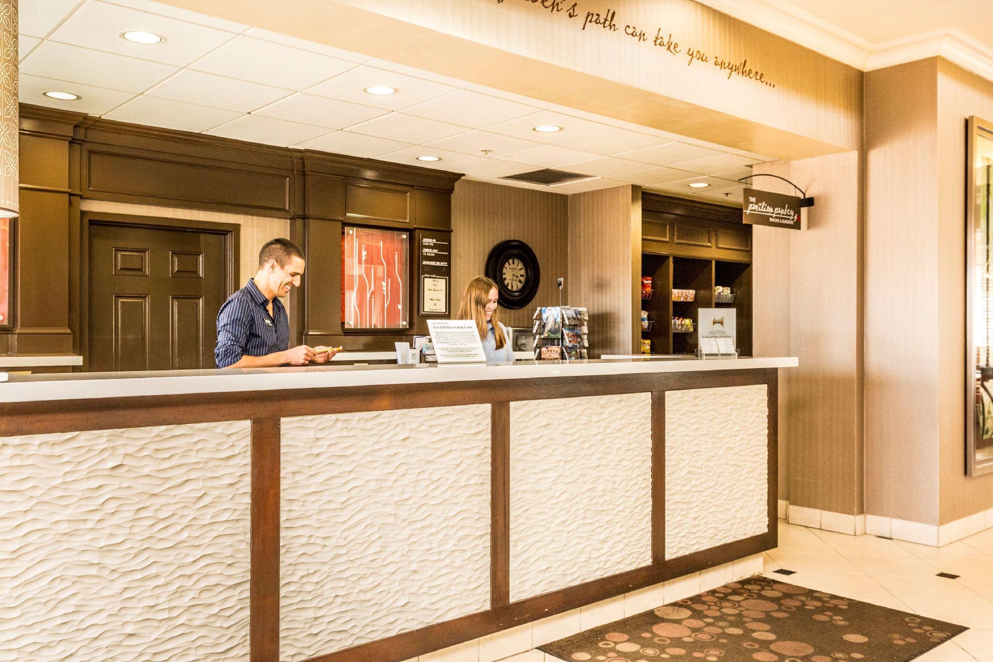Lobby Hilton Garden Inn St. George