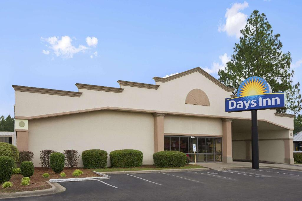 Days Inn by Wyndham Fayetteville-South/I-95 Exit 49