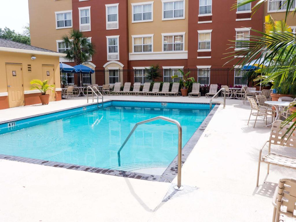 Peldbaseins [āra] Extended Stay America Orlando Conv Ctr 6443 Westwood