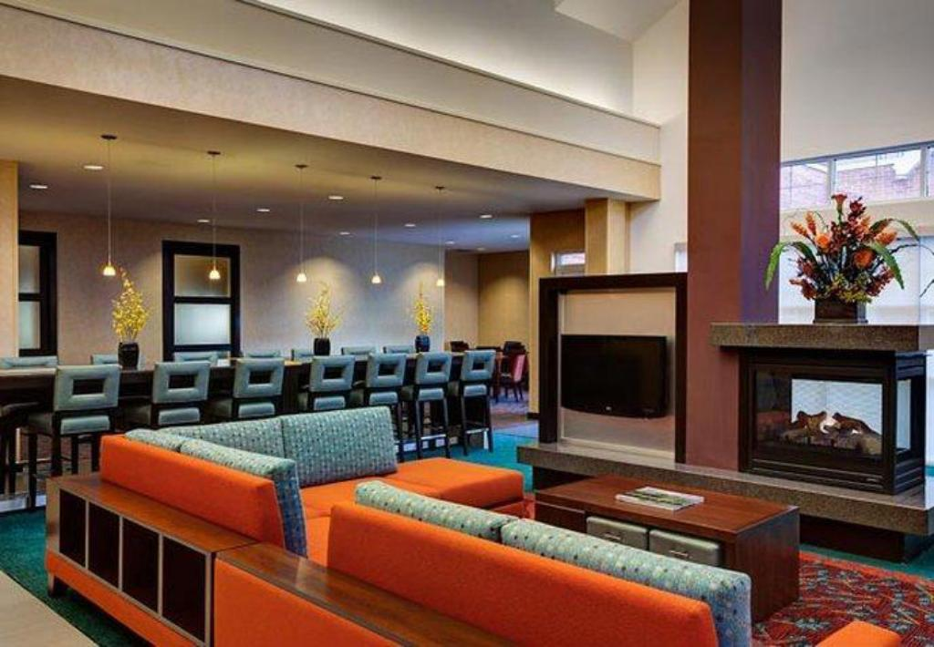 Lobi Residence Inn Dallas DFW Airport South/Irving