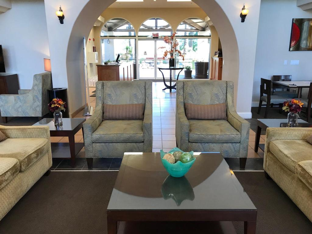 Lobby Scottsdale Villa Mirage By Diamond Resorts
