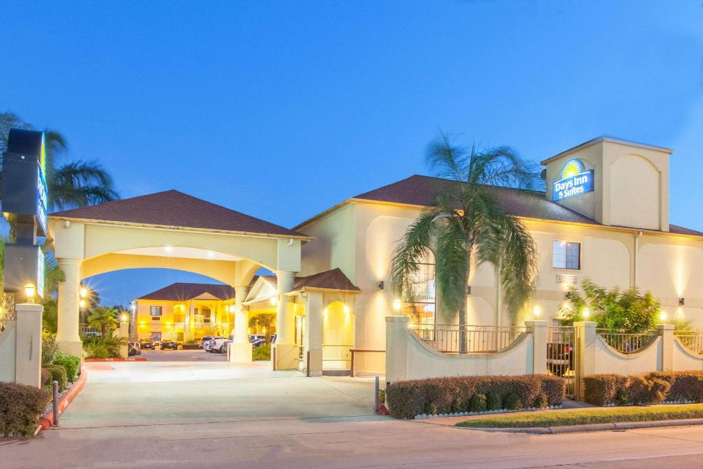 休斯敦荷比机场戴斯套房酒店 (Days Inn & Suites by Wyndham Houston Hobby Airport)