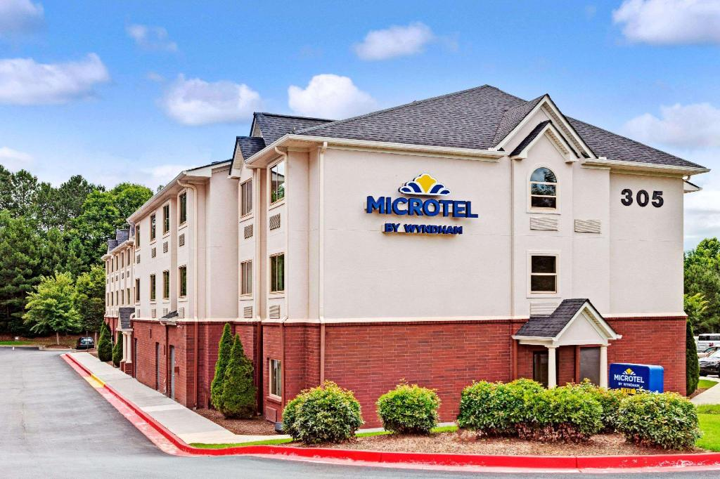麦克酒店,温德姆伍德斯托克/亚特兰大北 (Microtel Inn & Suites by Wyndham Woodstock/Atlanta North)