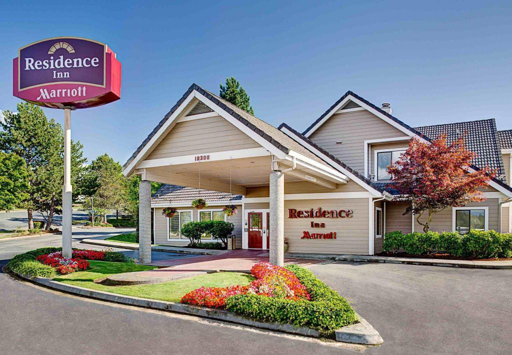 北西雅图/林伍德埃弗雷特原住客栈 (Residence Inn Seattle North/Lynnwood Everett)
