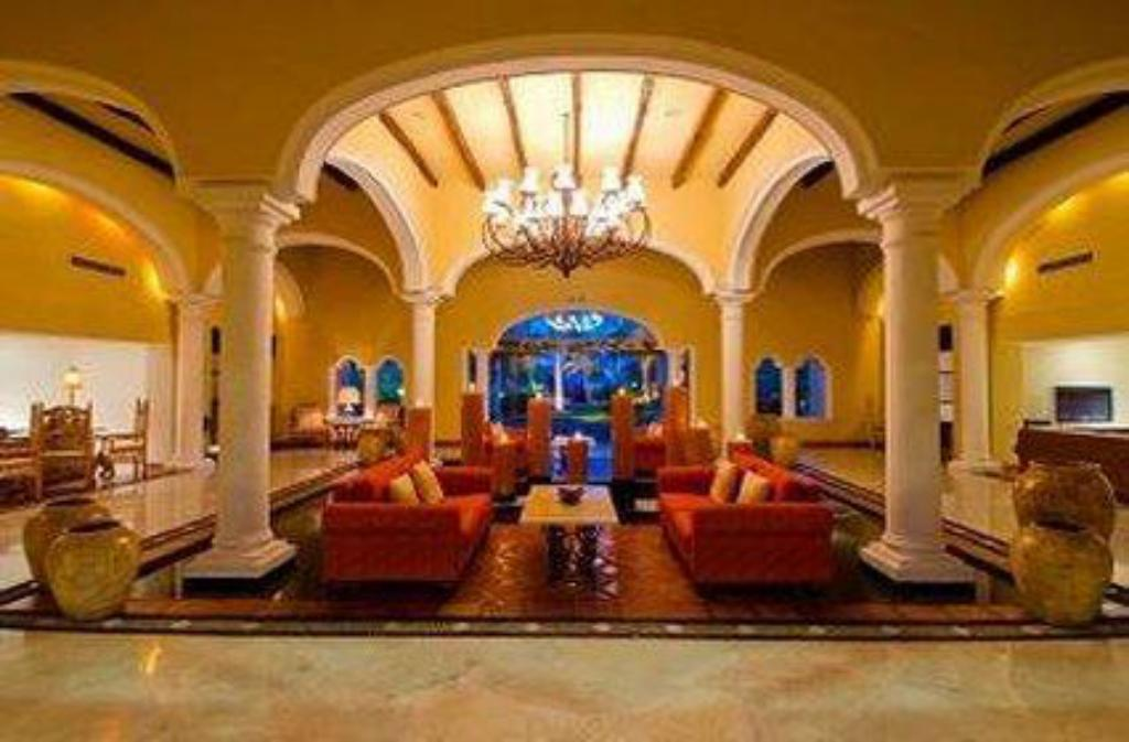 Lobby Casa Velas Hotel Boutique & Ocean Club - Adults Only All Inclusive