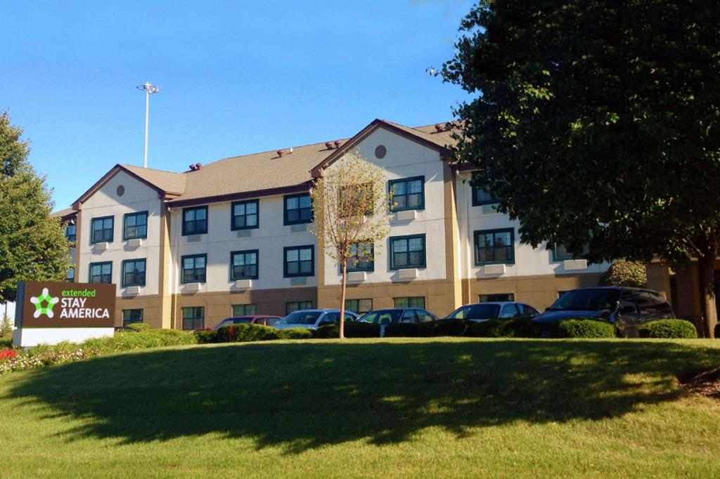 Extended Stay America Chicago Romeoville Bollingbrook