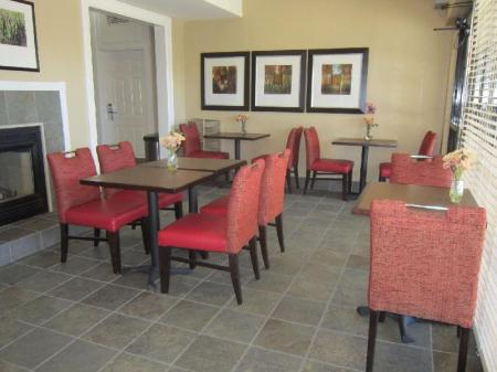 Café Extended Stay America Fayetteville Cross Crk Mall