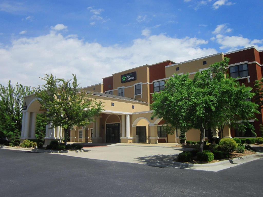 Extended Stay America Fayetteville Cross Crk Mall