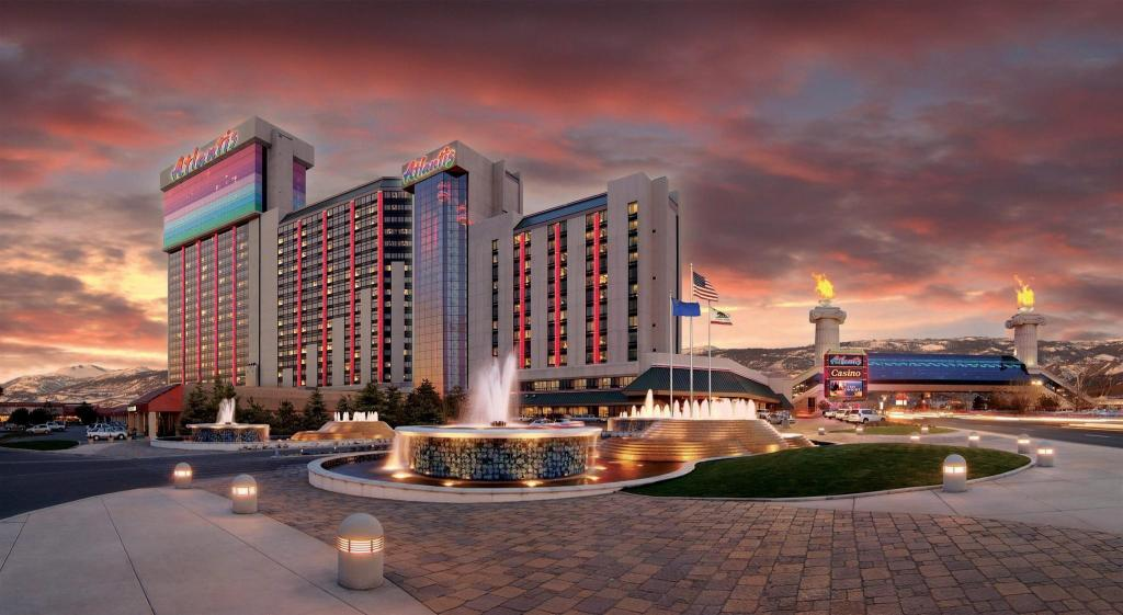 Sands Regency Reno Hotel & Casino is the best value hotel with slots, gaming, dining & entertainment deals. Located in downtown Reno, NV near Lake Tahoe.