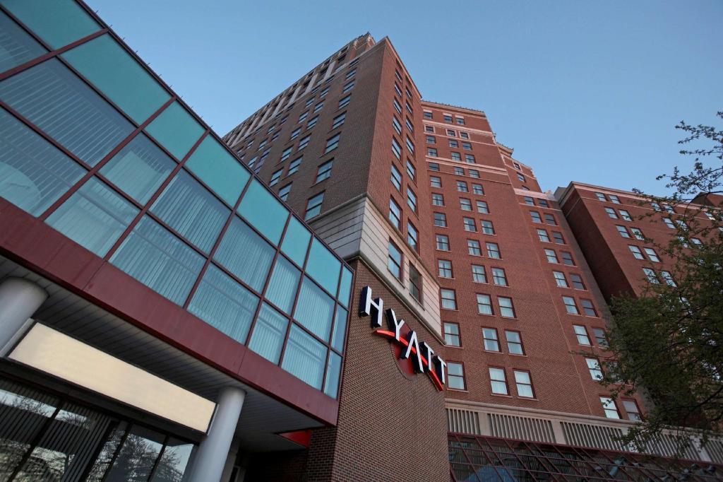 布法羅凱悅酒店Hyatt Regency Buffalo Hotel and Conference Center