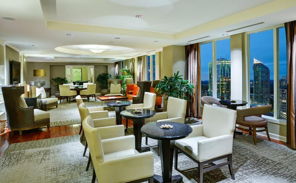 עיצוב הפנים InterContinental Buckhead Atlanta