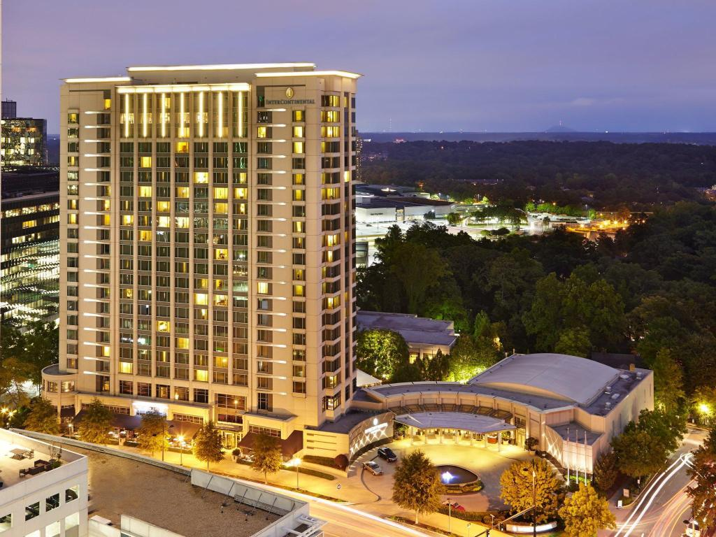 More about InterContinental Buckhead Atlanta