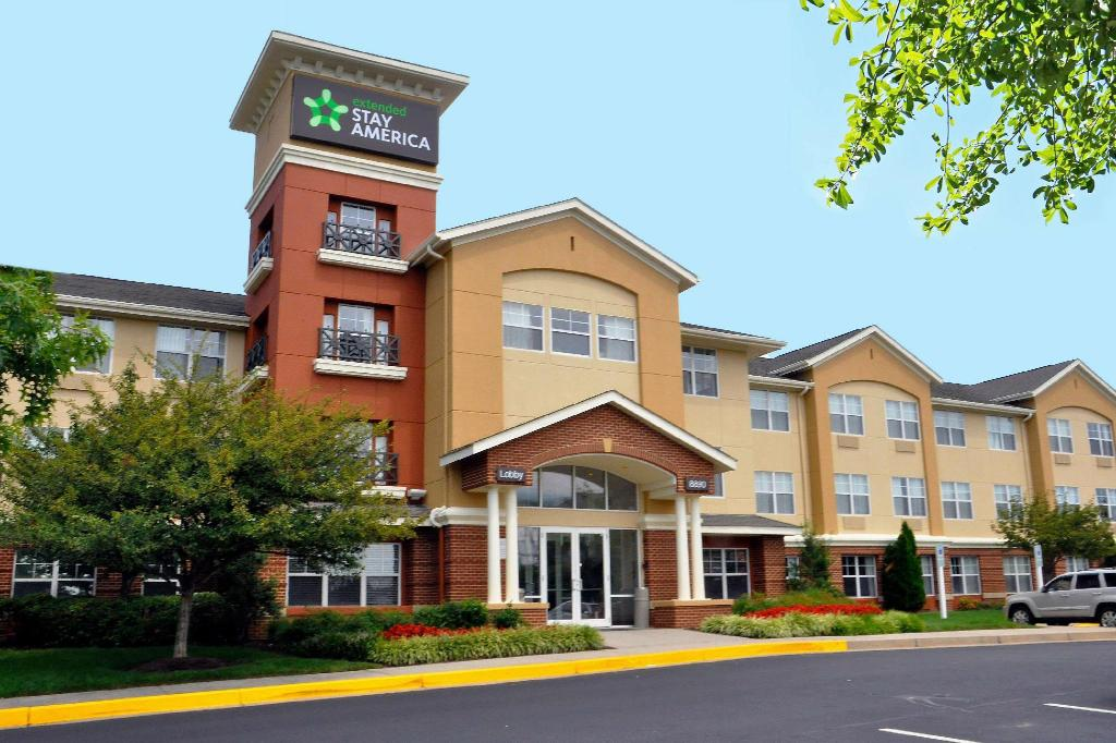 Exterior view Extended Stay America Columbia Corporate Park
