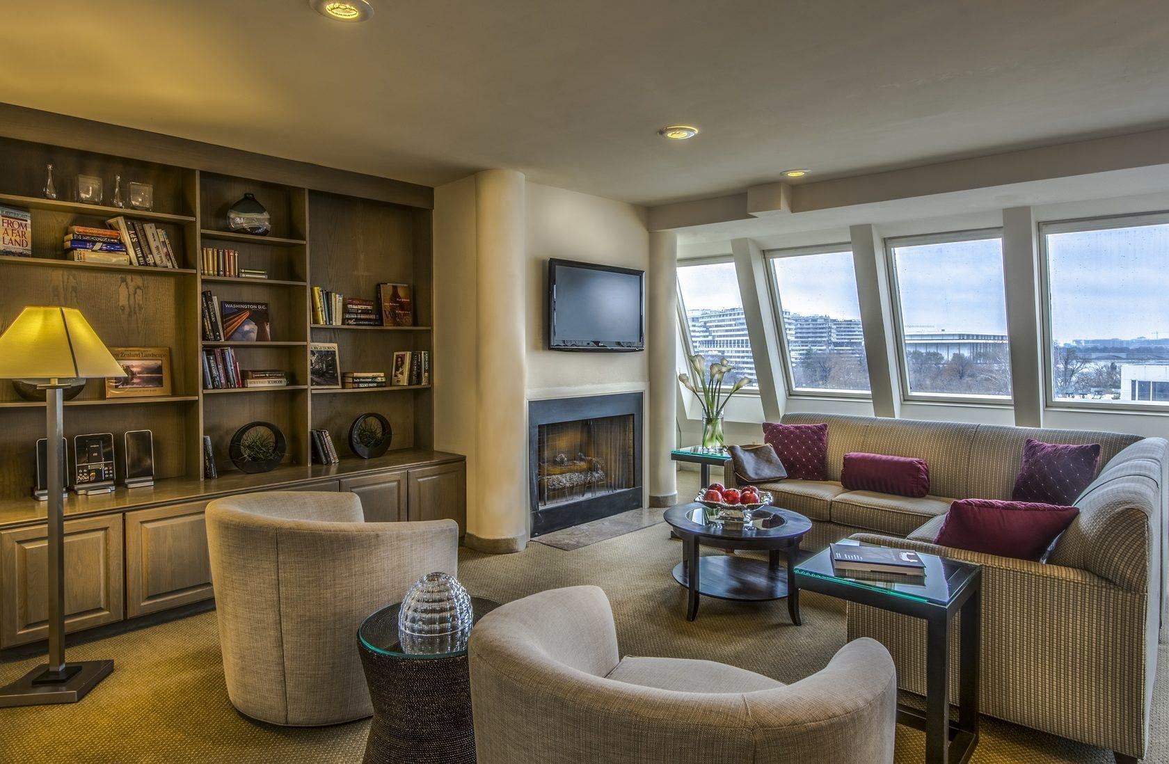 Best Price on Georgetown Suites Harbour in Washington D.C. +