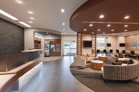 Lobby SpringHill Suites Houston Northwest
