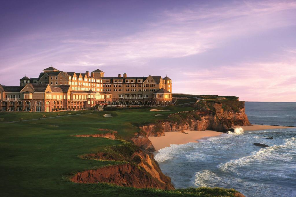 Exterior view The Ritz-Carlton, Half Moon Bay