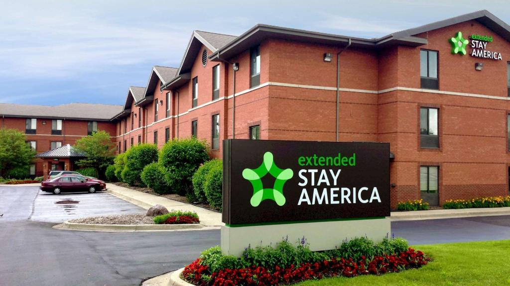 Informasi lengkap Extended Stay America - Detroit - Ann Arbor - University South