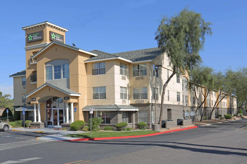 More about Extended Stay America Las Vegas East Flamingo
