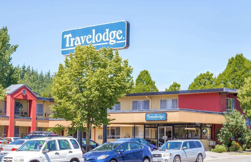Travelodge By Wyndham Seattle University In Seattle Wa