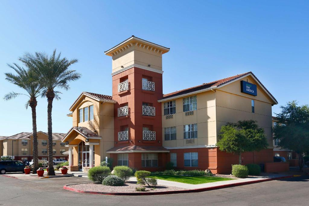 Extended Stay America Phoenix Midtown
