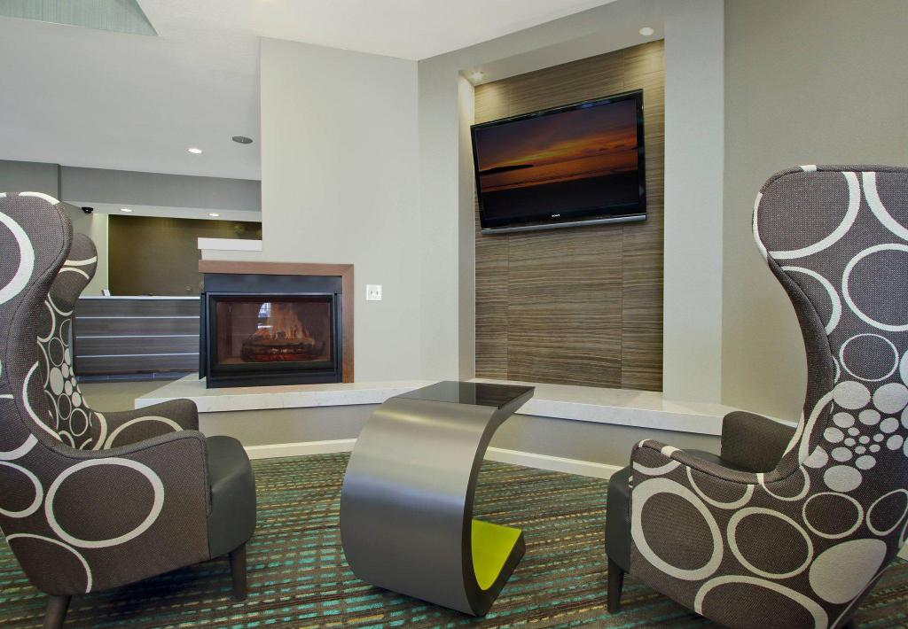 Lobi Residence Inn Colorado Springs South