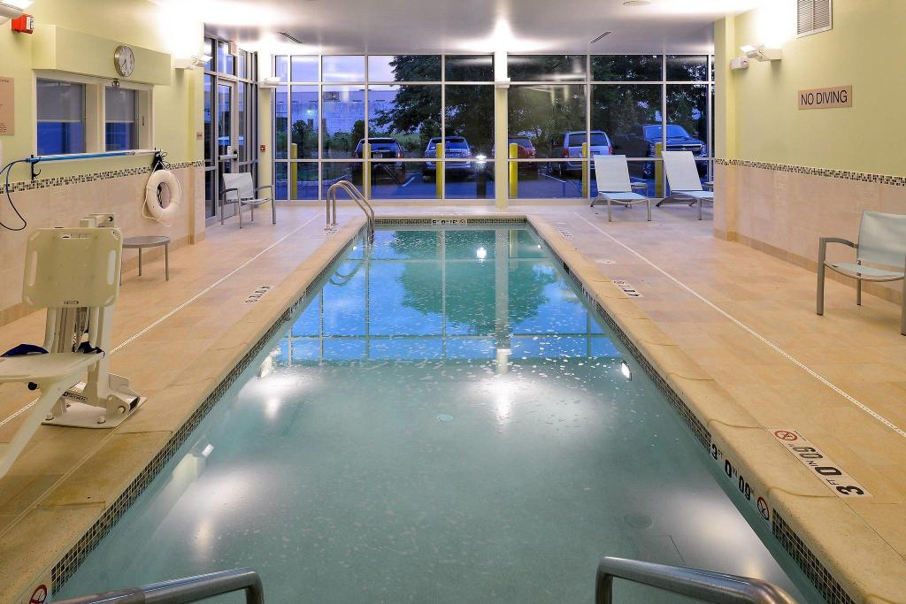 Swimming pool SpringHill Suites Voorhees Mt. Laurel/Cherry Hill