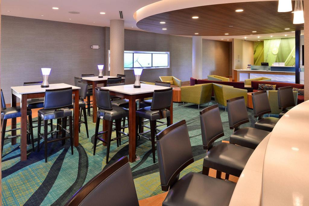 Lobby SpringHill Suites Voorhees Mt. Laurel/Cherry Hill