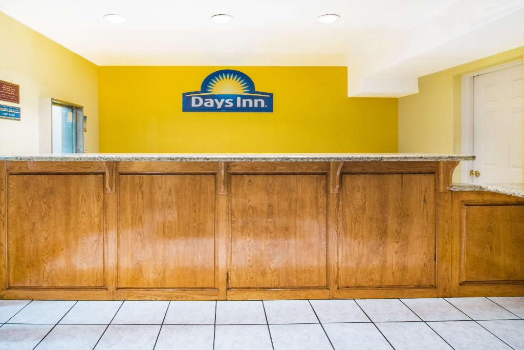 לובי Days Inn by Wyndham McAllen
