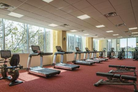 Fitness center Hyatt Place Houston/Galleria