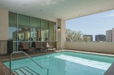 Swimming pool Hyatt Place Houston/Galleria