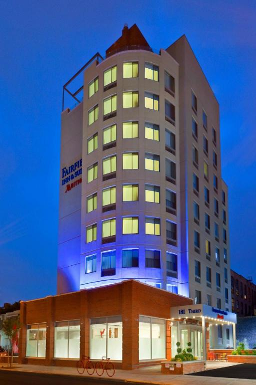 Exterior view Fairfield Inn & Suites New York Brooklyn