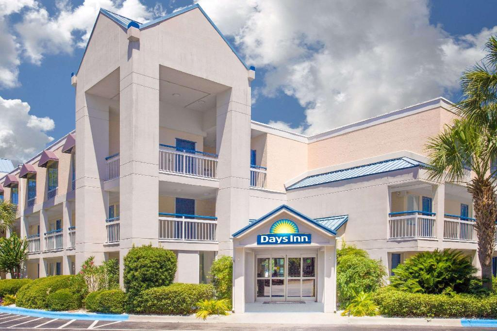 希尔顿海德岛戴斯酒店 (Days Inn by Wyndham Hilton Head)