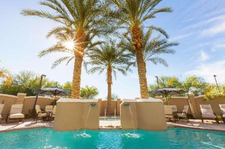 Swimming pool [outdoor] Hilton Phoenix Chandler