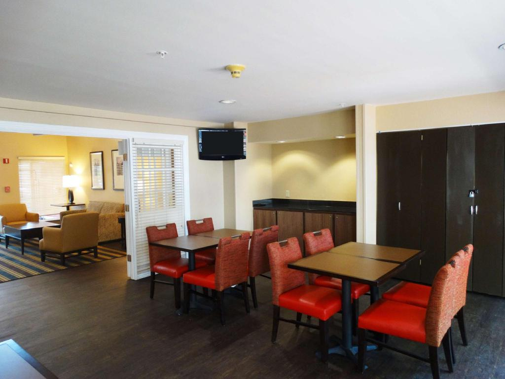 בית קפה Extended Stay America - Raleigh - Northeast