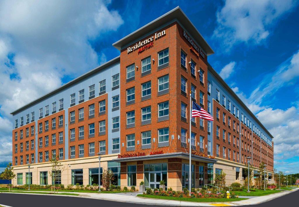 Informasi lengkap Residence Inn Boston Needham