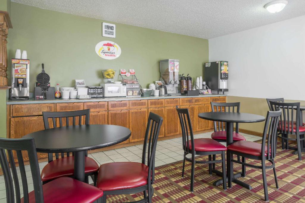 Kafe Super 8 By Wyndham Fond Du Lac