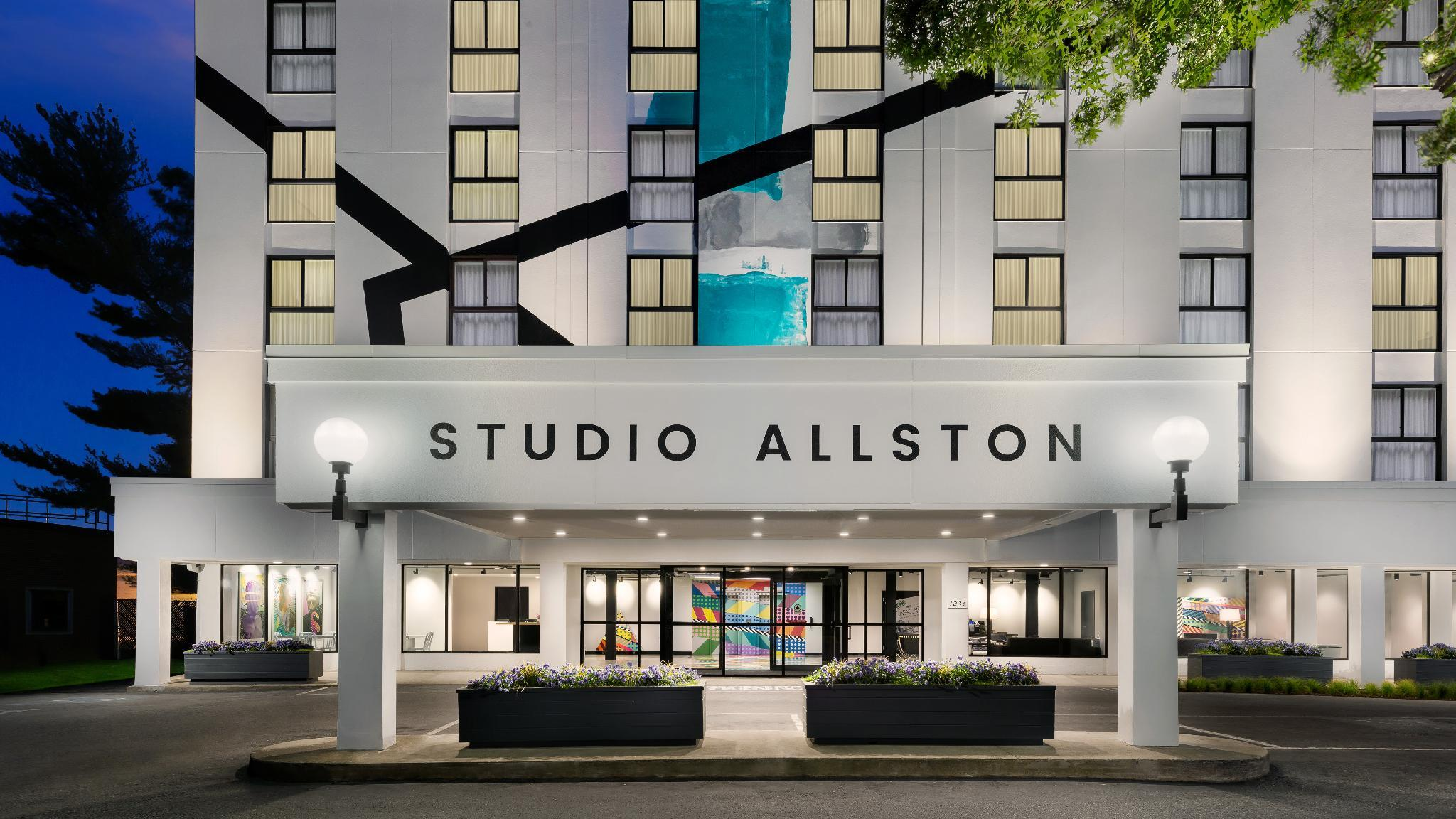 More About Studio Allston Hotel