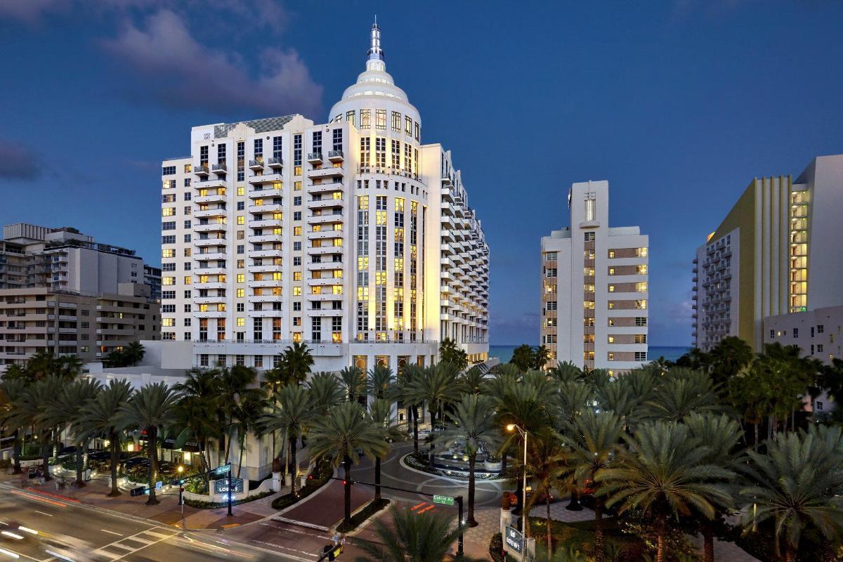 loews miami beach hotel, south beach, miami beach (fl