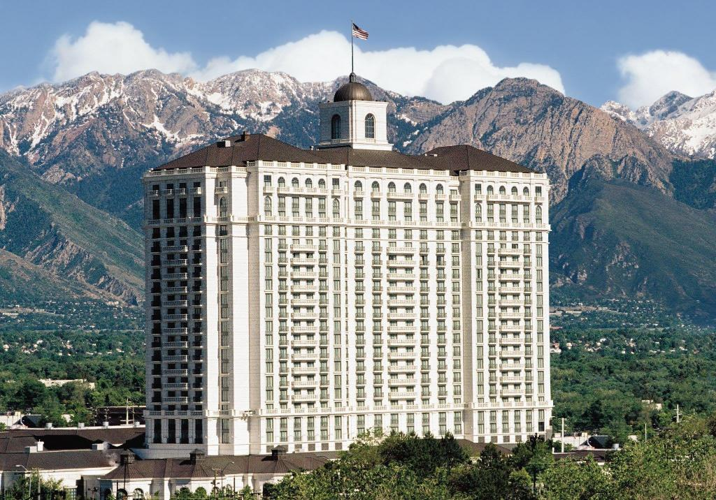Grand America Hotel Salt Lake City Ut Agoda Com