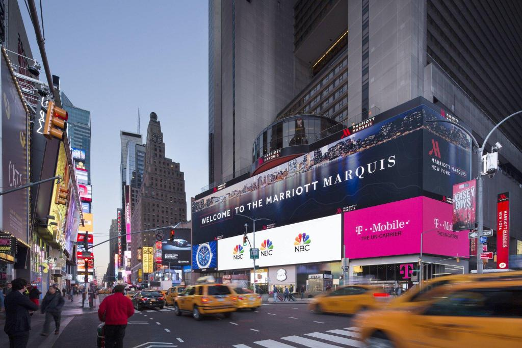 More about New York Marriott Marquis