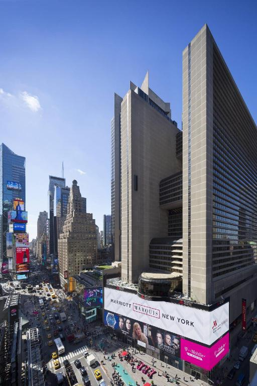 41f711b8a4b New York Marriott Marquis in New York (NY) - Room Deals