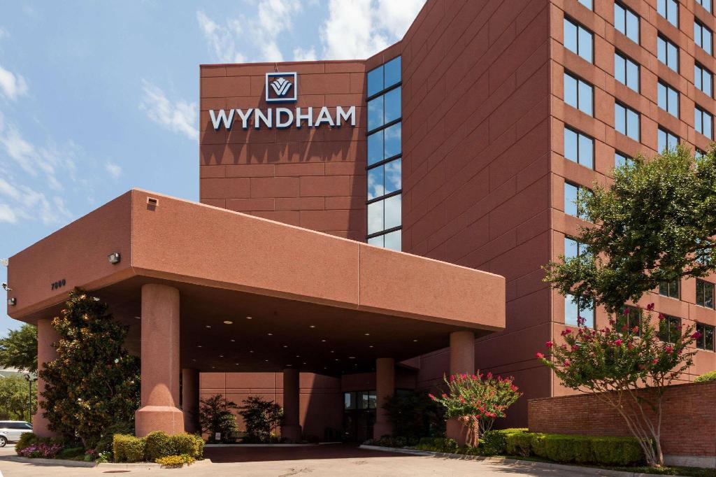 Image result for wyndham dallas suites park central hotel