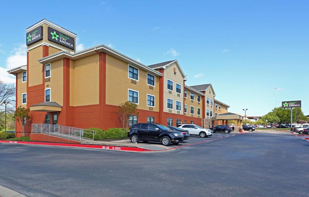 נוף חוץ Extended Stay America - Austin - Round Rock - South