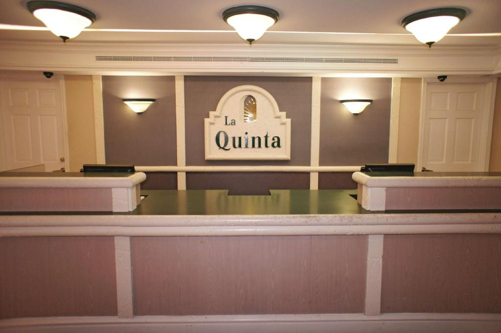 大厅 北塔拉哈西拉金塔酒店 (La Quinta Inn Tallahassee North)