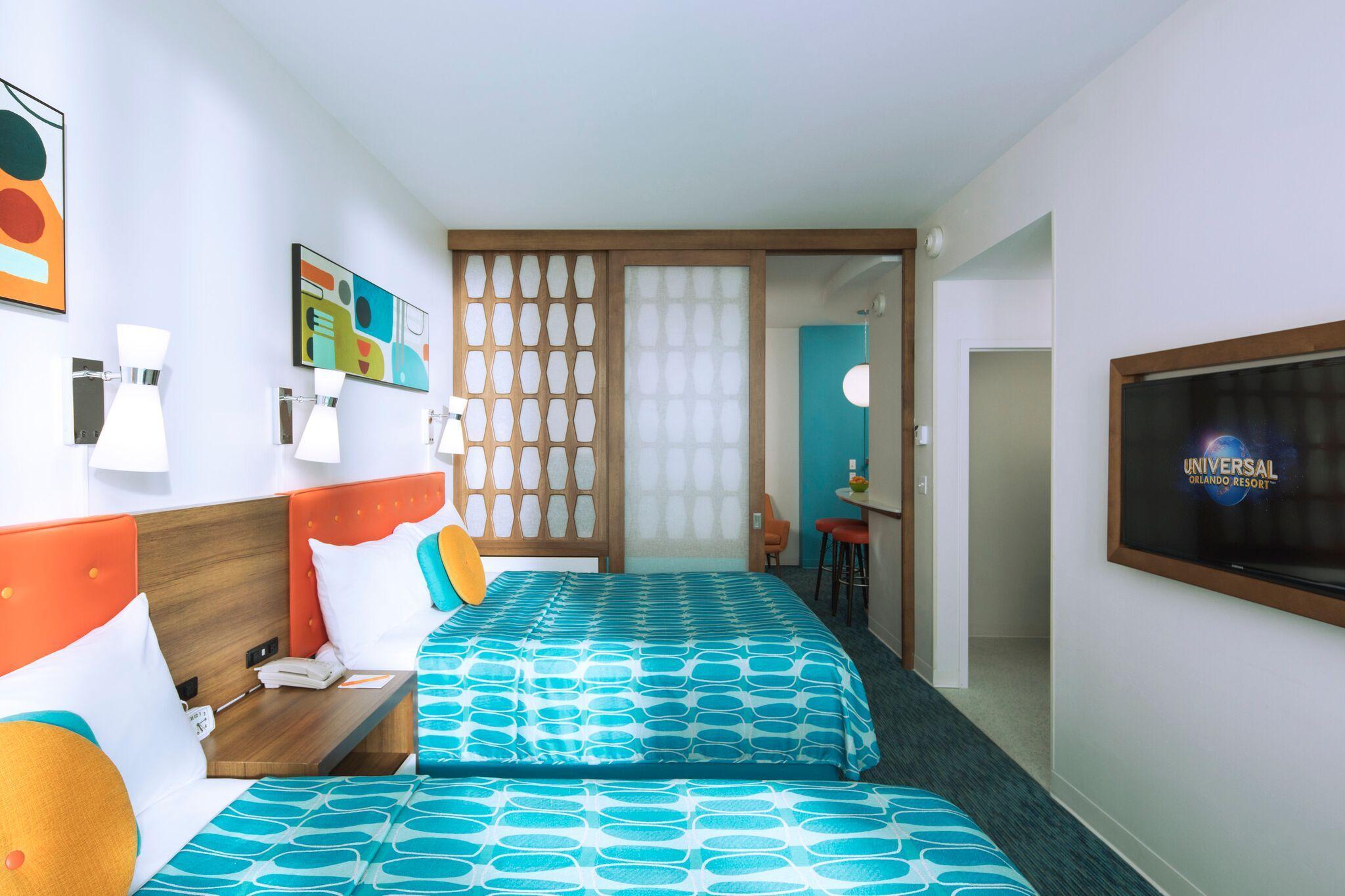 Cabana Bay Beach Resort In Orlando Fl