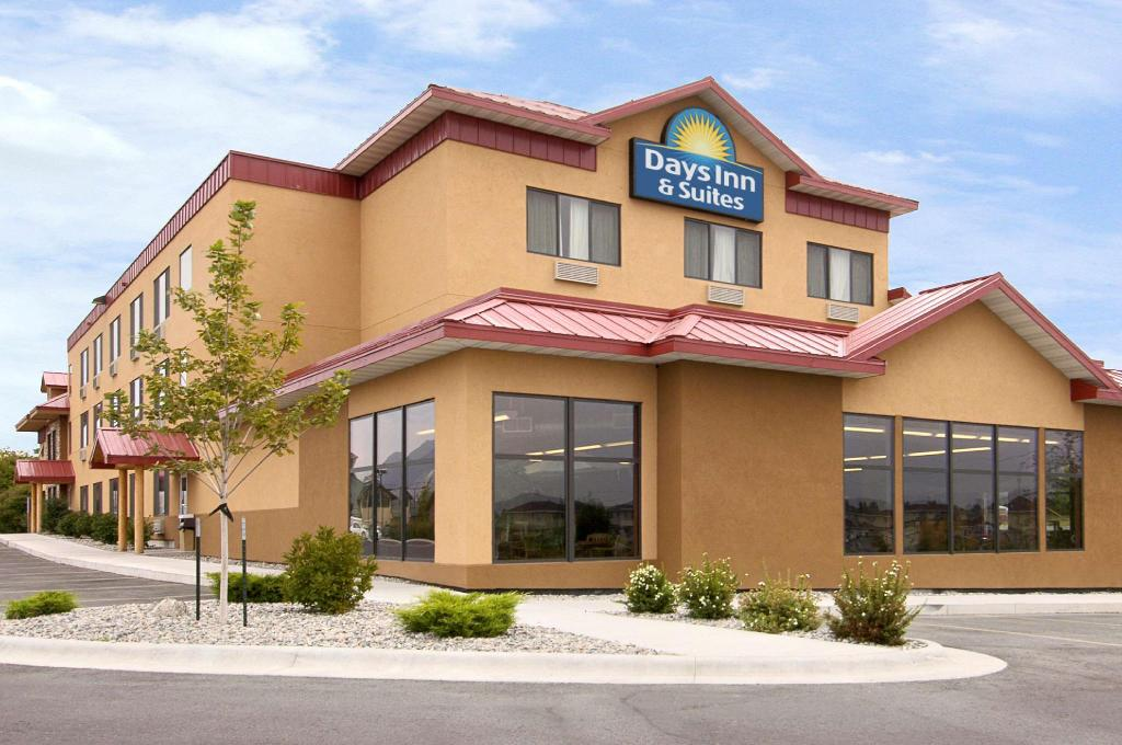 博兹曼戴斯套房酒店 (Days Inn & Suites by Wyndham Bozeman)